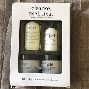 Philosophy - Cleanse Peel, Treat